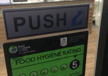 Bawon Bangor Hygiene Rating