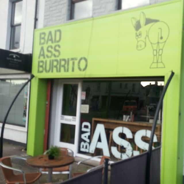 Badass Burrito Lisburn