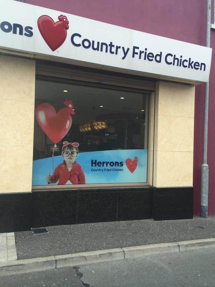 Herrons Country Fried Chicken