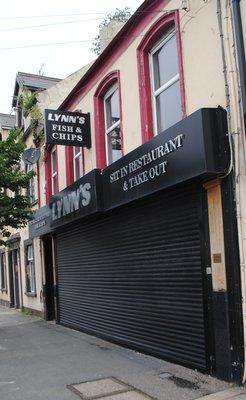 Lynns takeaway Francis Street Newtownards jpg