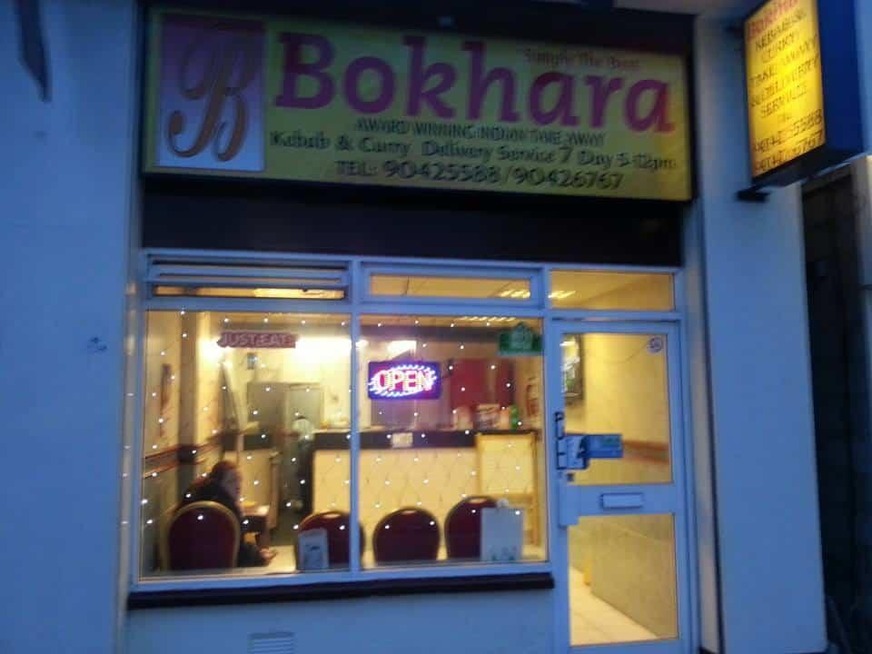 Bokhara Holywood At Night