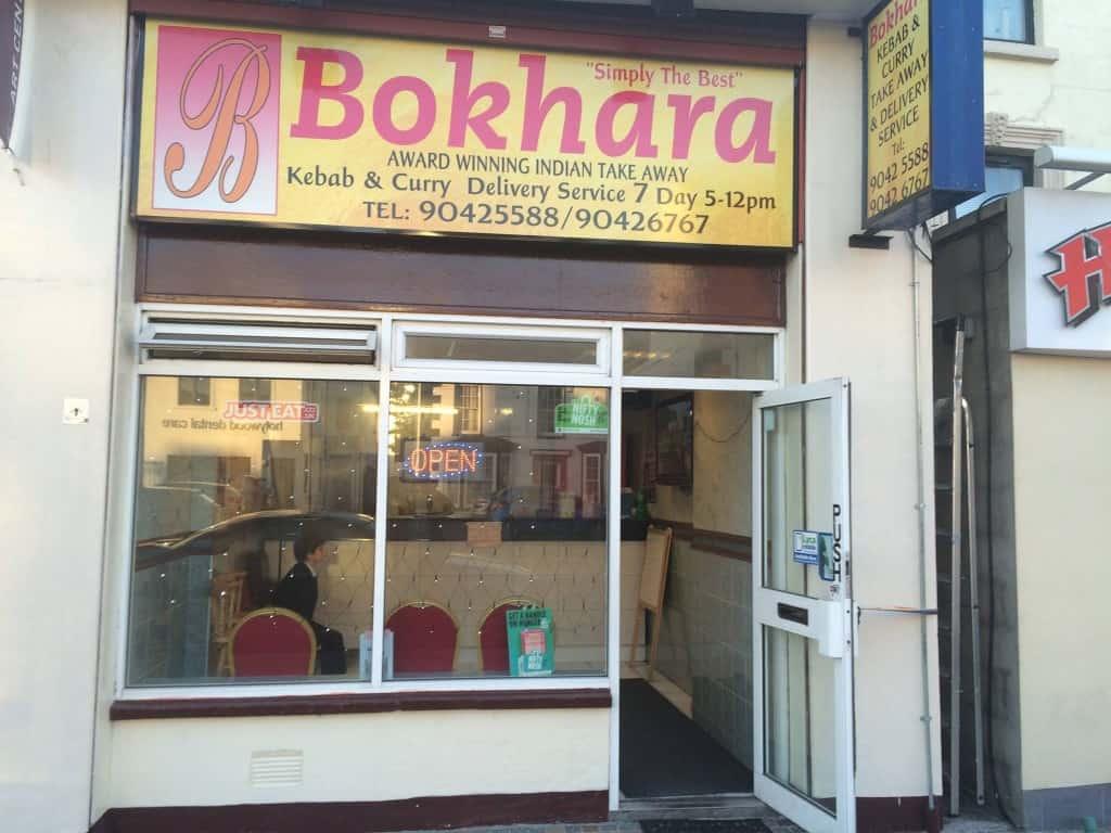 Bokhara Indian Takeaway Holywood