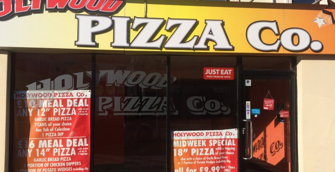 Holywood Pizza In The Heart Of Hollywood County Down