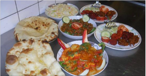 Indian Restaurant And Carryout Bangor