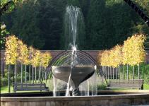Bangor walled garden