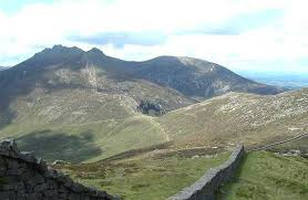 mountains mourne